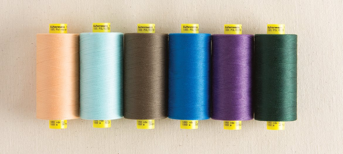Gutermann Thread Spools